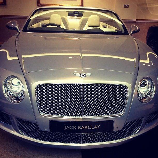 top of my list...Bentley
