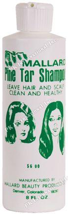 Mallards Pine Tar Shampoo 8oz  PK-SG75234
