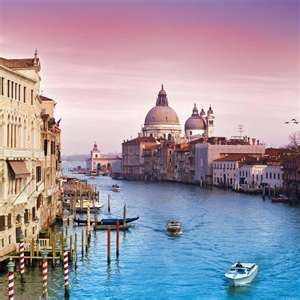 Venice, had a very cold long weekend here a couple of weeks after we got married