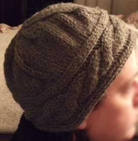Free Knitting Pattern - Hats: Irish Hiking Hat