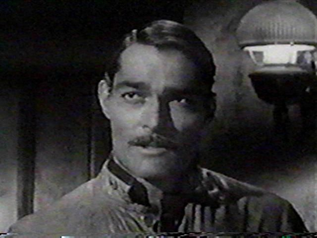 John Russell-actor-1942-Marines-received a battlefield Commission and was wounded and highly decorated for valor at Guadalcanal.