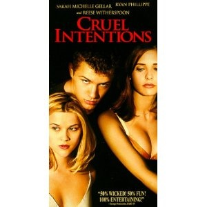 Cruel intentions: Film, Sarah Michelle Gellar, Movies Tv, Sarah Michele Gellar, Favorite Movies, Book, Intentions 1999, Cruel Intentions, Entertainment