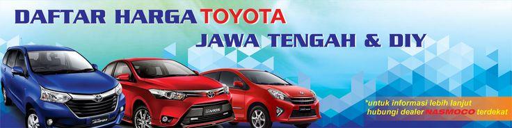 Harga Toyota Nasmoco Semarang