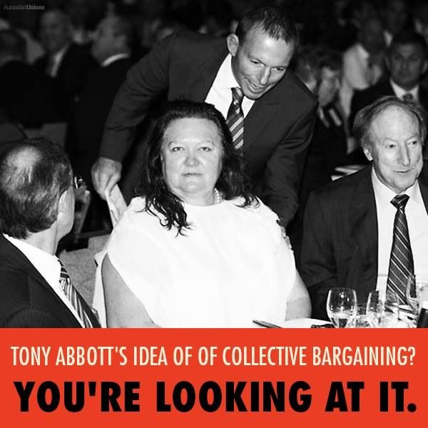 Abbott's collective bargaining