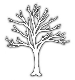 Impression Obsession Bare Tree Die