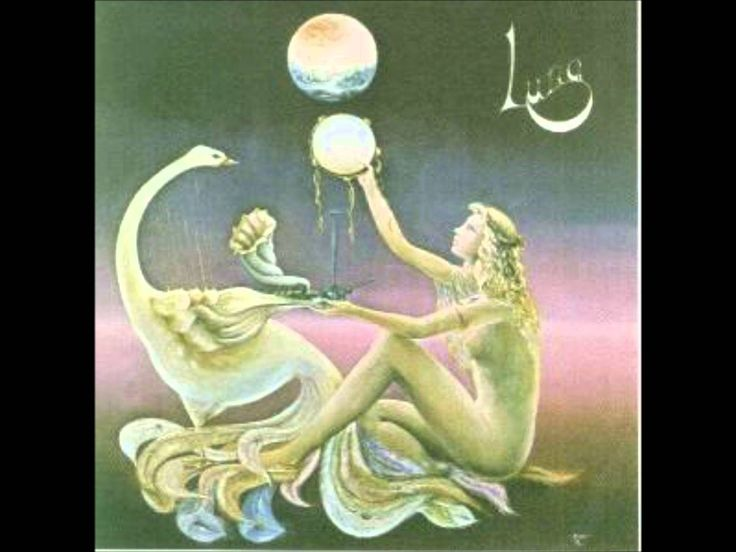 European Rock Collection Part6 / Luna-Firebird(Full Album)
