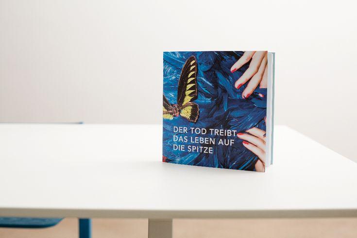 """""""Der Tod treibt das Leben auf die Spitze"""" Hospiz Elias Buch - Buero Medienagenten"""