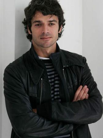 """Luca Argentero and """"Un boss in salotto"""""""