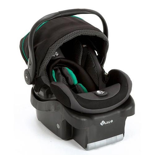 "Safety 1st onBoard 35 Air Infant Car Seat - Emerald - S1 by Safety 1st - Babies ""R"" Us"