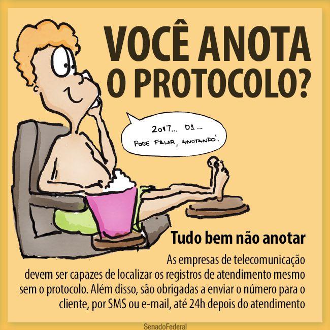 Anotar protocolos.