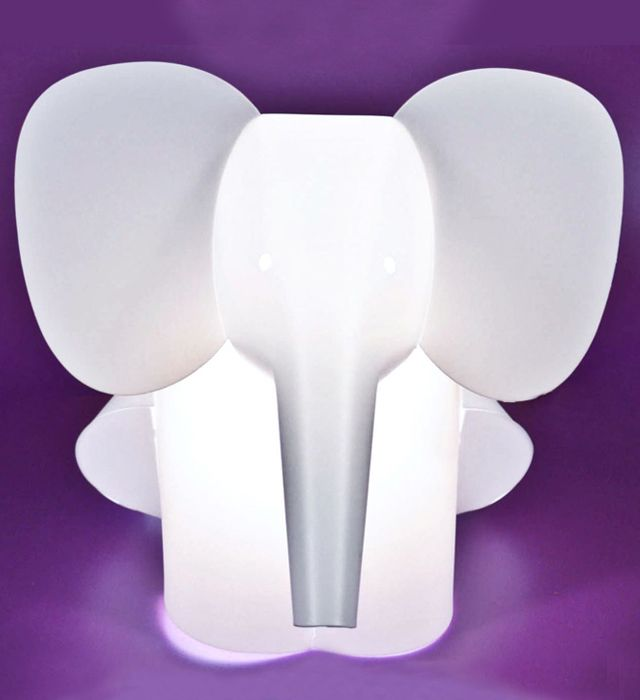 Ellie night light Elephant night light nightlights