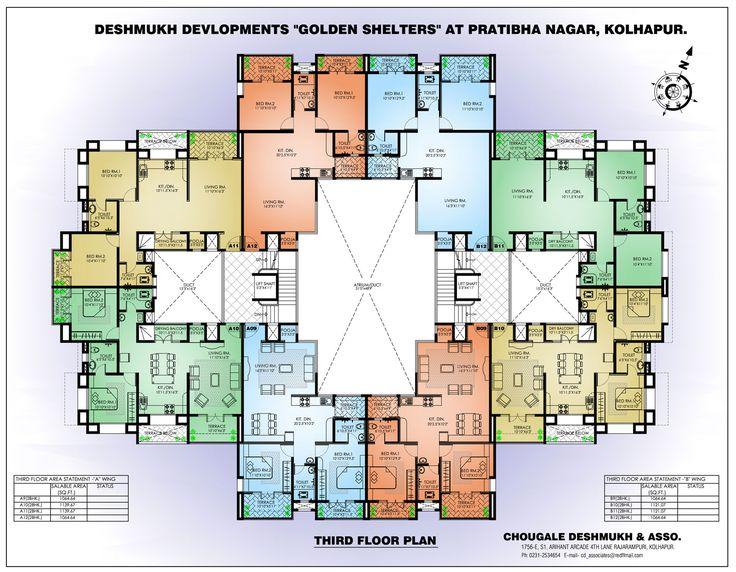 Best 25 Apartment floor plans ideas on Pinterest  2