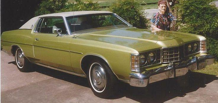 1973 Ford Ltd With It S Original Owner Ltd Locos