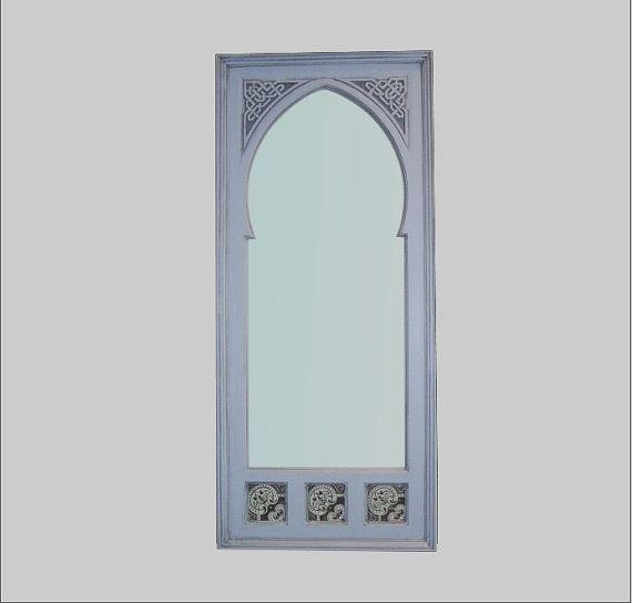 Large Moorish Wall Mirror by FrameFocus on Etsy