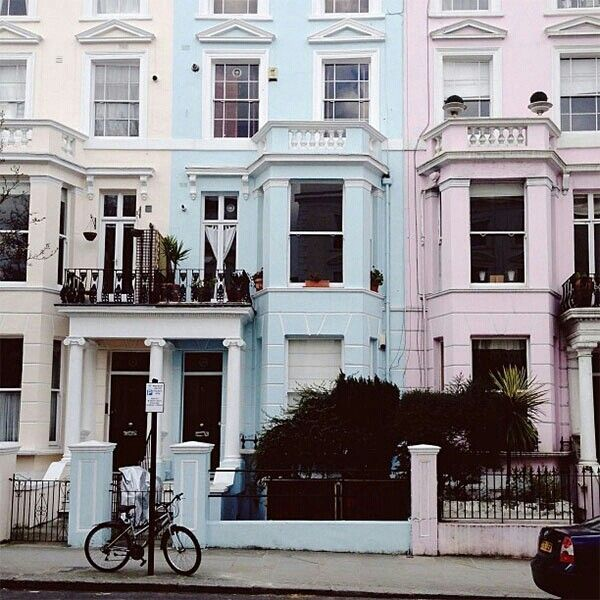 London Apartments: My Heart Is In London