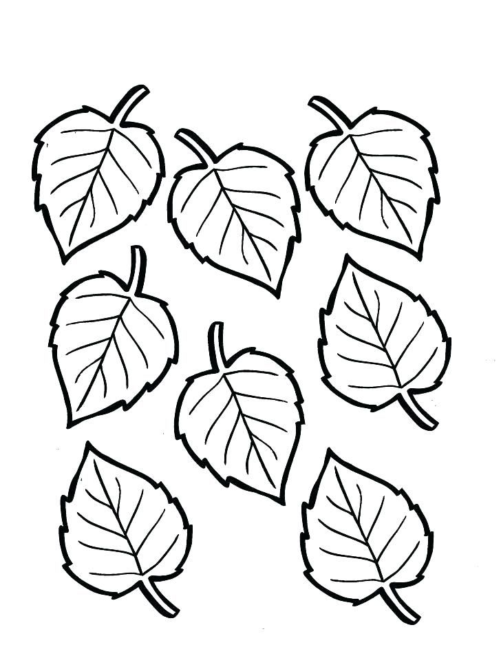 Coloring Pages Autumn Leaves Color Pages Thanksgiving Leaf ...