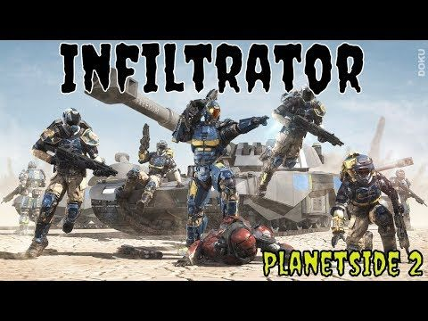 Watch this video on my channel 👀  Live Planetside 2 Gameplay as Infiltrator Behind Enemy Lines with SlayerJazz  https://youtube.com/watch?v=wMxXYbvSpq4