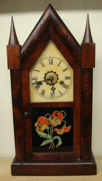 53 Best Steeple Clocks Images On Pinterest Antique