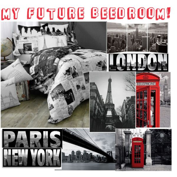"""Future beedroom!!!"" by abiboomer on Polyvore"