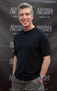 Tom Bergeron... America's Funniest Home Videos. Love his sense of humor. Everyone thinks he's not funny, but this man can crack me up! Also love his smile and just his overall personality. I realize it might just be television, but he's a very handsome man. <3