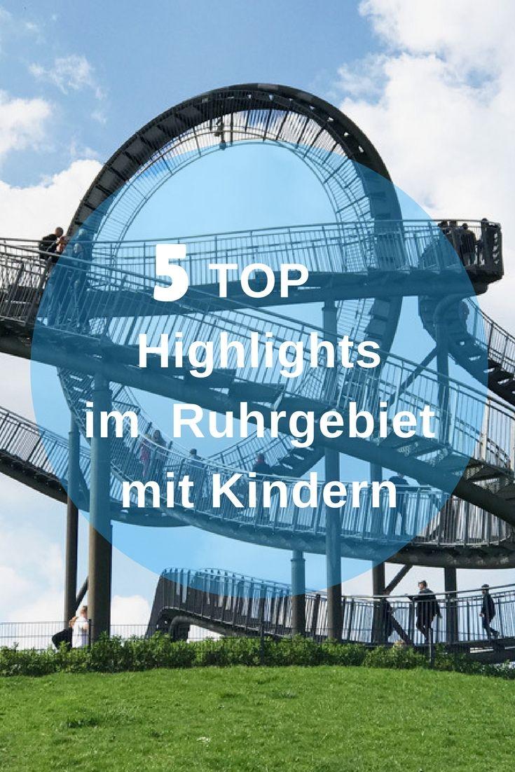 Die 5 Top Highlights im Ruhrgebiet mit Kindern