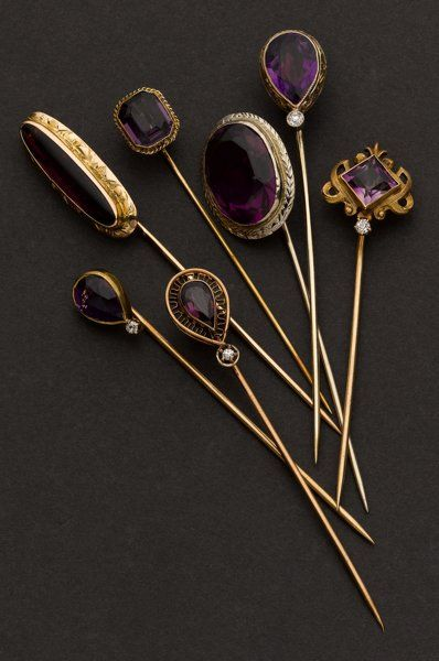 Badass hairpins.. Victorian women would carry these as weapons when walking the streets of London.