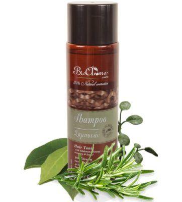 Herbal shampoo voor haar versteviging 200ml. Verstevigende shampoo