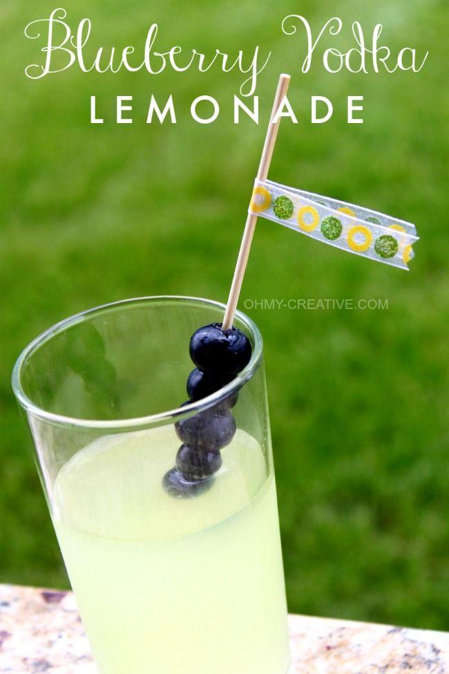 recipe: vodka berry smoothie [32]