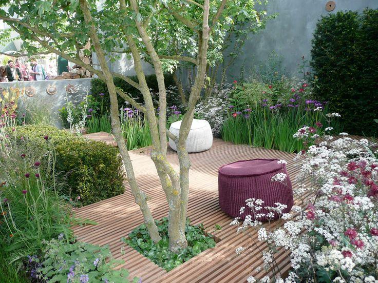 Trädgårdsinspiration för dig som planerar att anlägga en liten trädgård – Sköna hem