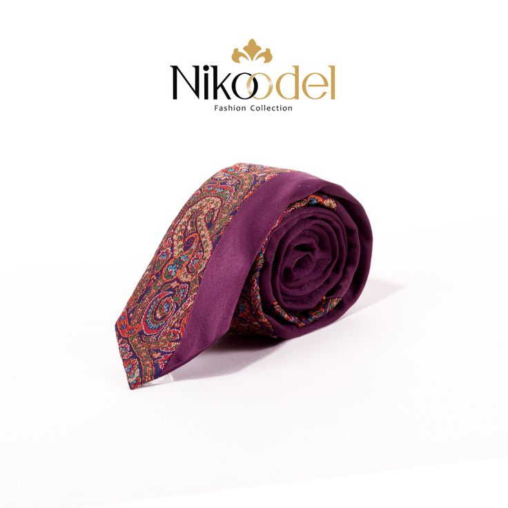 كراوات ترمه نيكودل، مدل وانيا، كد ٣١١١، قيمت ١٦٥/٠٠٠ تومان Nikoodel Termeh Tie, Model: Vaniya, Code: 3111 #nikoodel #tie #bowtie #wallet #termeh #fashion