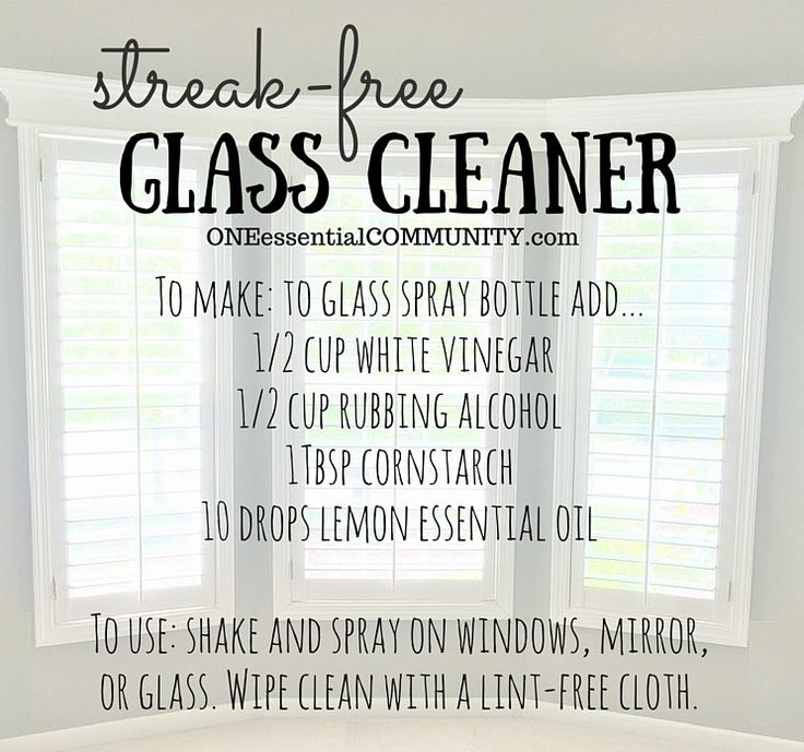 1000+ Ideas About Mirror Cleaner On Pinterest | Cleaning Mirrors