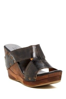 BED-STU; Olea Platform Wedge Sandal