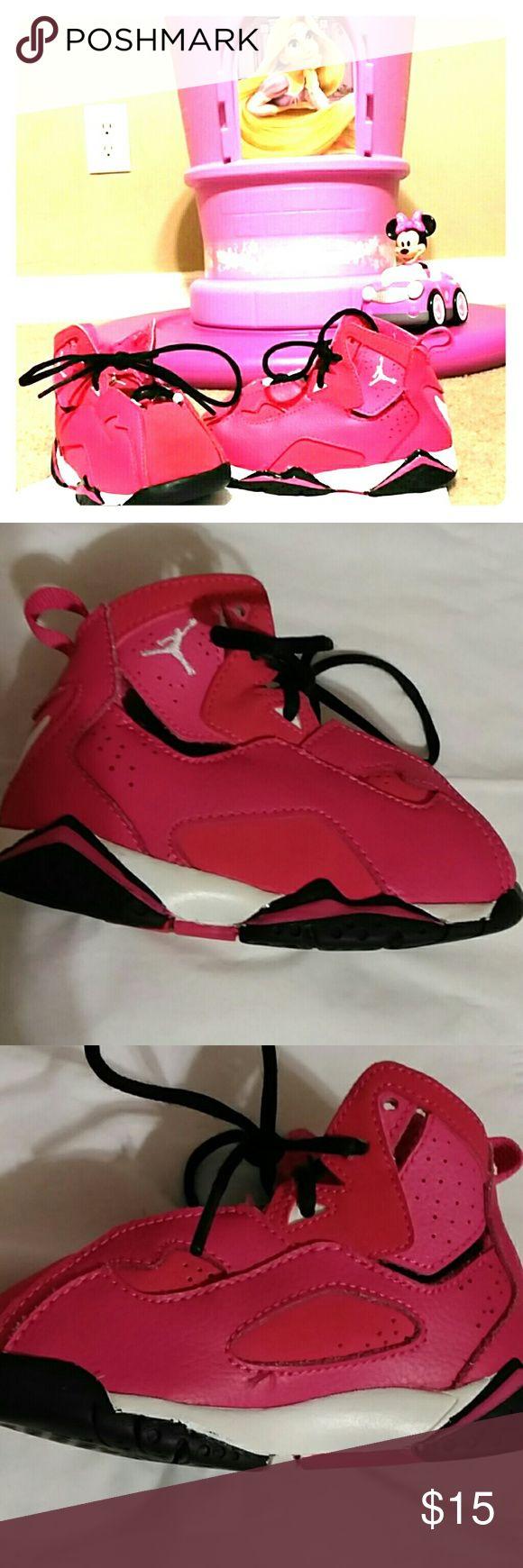 Jordan True Flights For Toddler Only Worn A Few Times Jordan Shoes Sneakers