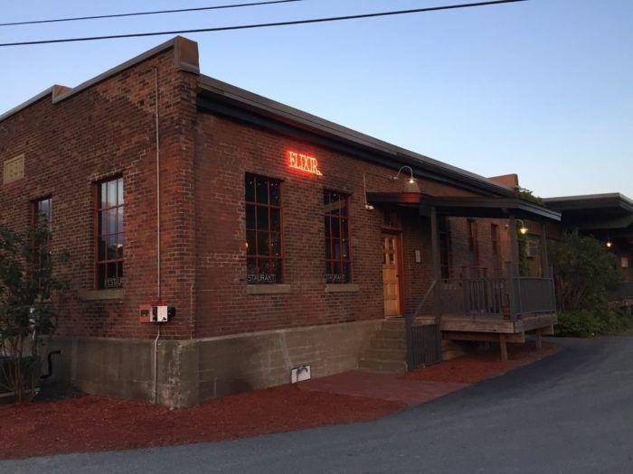 7. Elixir Restaurant - 188 S Main Street, White River Junction
