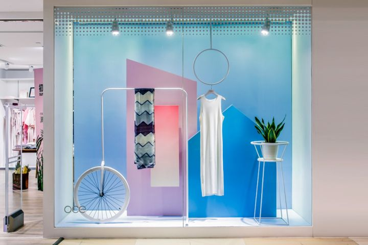 OCE Flagship Store by Leaping Creative, Guangzhou – China