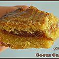 Gâteaux breton au coeur caramel