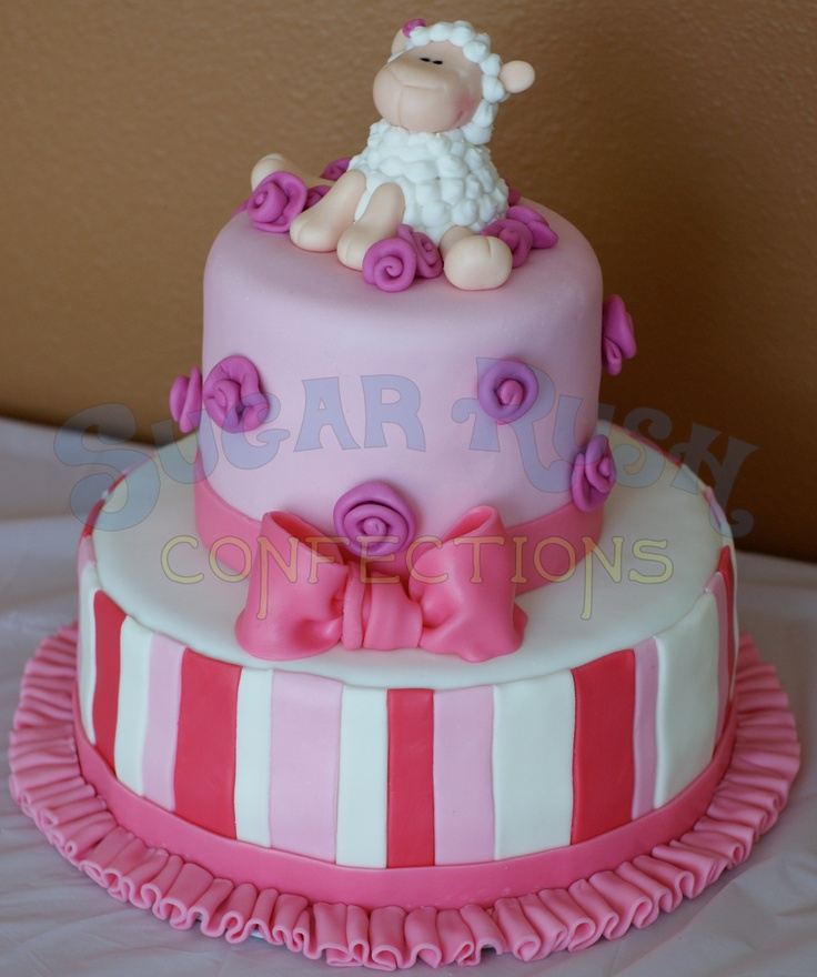 44 Best Lamb Baby Shower Images On Pinterest