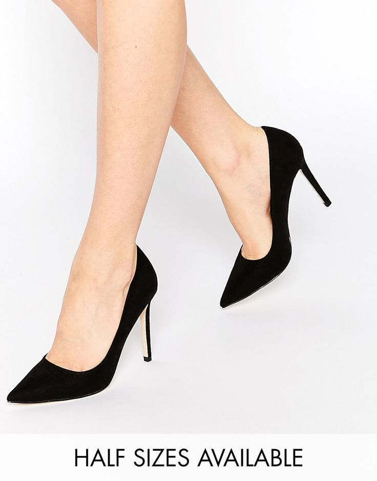 Image 1 ofASOS PERU Pointed High Heels