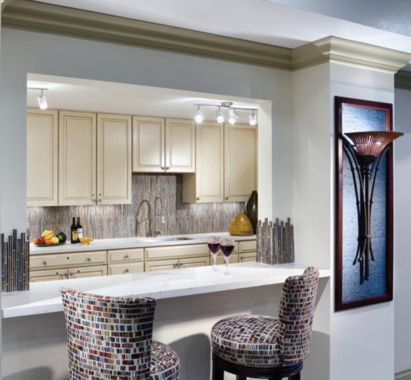 Kitchen Living Room Pass Through See Description