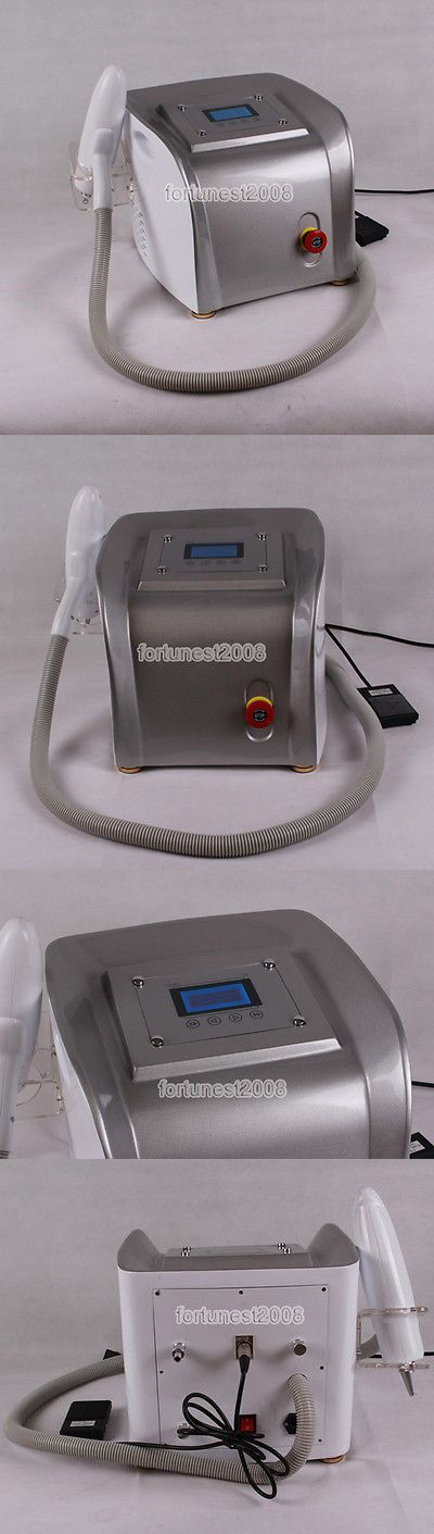 Tattoo Removal Machines: Pigment Wiping Out Q-Switch Nd Yag Laser Tattoo Removal Beauty Equipment BUY IT NOW ONLY: $999.0