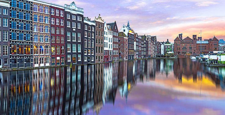 Verbringe 2 oder 5 Nächte im 5-Sterne Hotel NH Collection Barbizon Palace Amsterdam im Zentrum der Stadt. Im Preis ab 269.- sind die Übernachtung und der Flug inbegriffen.  Hier kannst du deinen Ferien Deal buchen: http://www.ich-brauche-ferien.ch/ferien-deal-reise-nach-amsterdam-fuer-nur-275-mit-flug-und-hotel/