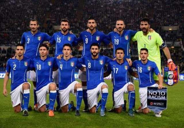 Berikut adalah daftar 23 pemain Timnas Italia pada Euro 2016, skuad final Italia yang dibawa oleh pelatih Antonio Conte untuk bertarung di Piala Eropa 2016. Para bintang Azzuri yang ingin kembali m…