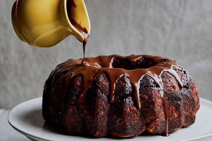 Cinnamon, sugar and brioche dough weren't enough — we added chocolate to this killer recipe.