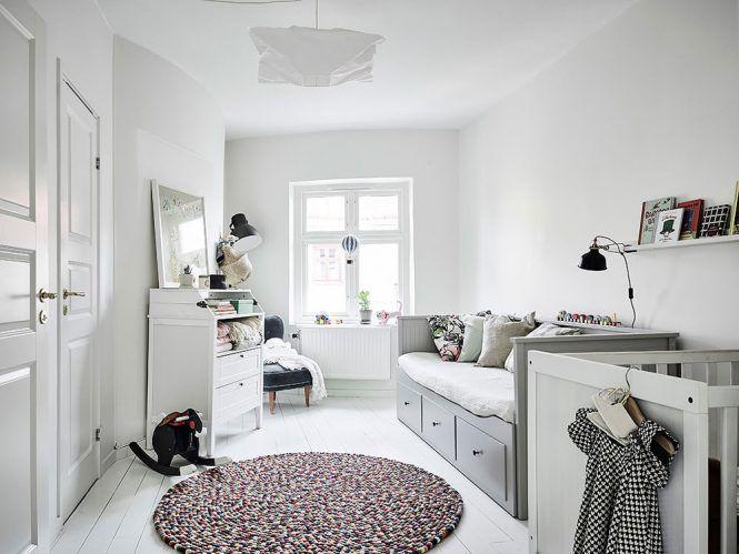 habitaciones infantiles nordicas 4 Claves Para Una Habitacin Infantil De Estilo Escandinavo
