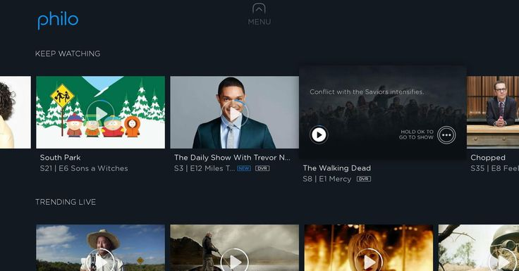Don't need sports or locals? Philo could be your live TV streamer of choice