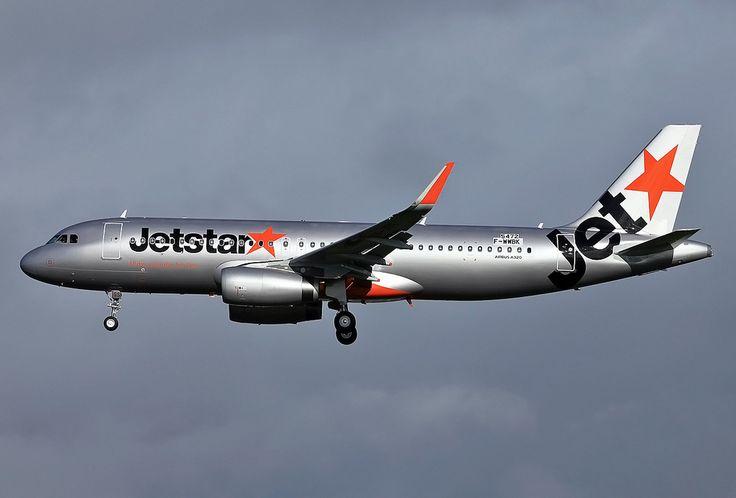 JETSTAR A-320