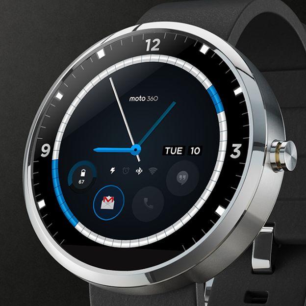 Moto 360 Design Faceoff Winner