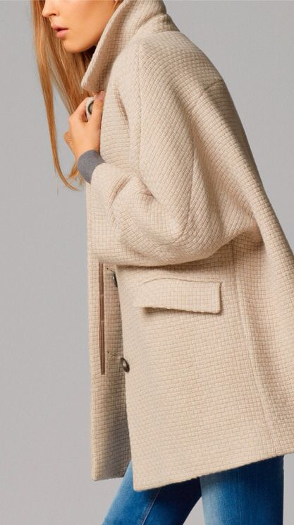 Coat from Massimo Dutti