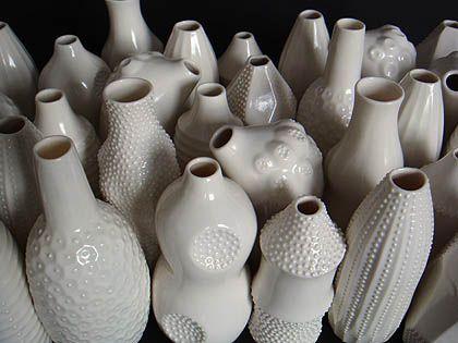 Contemporary undersea ceramics