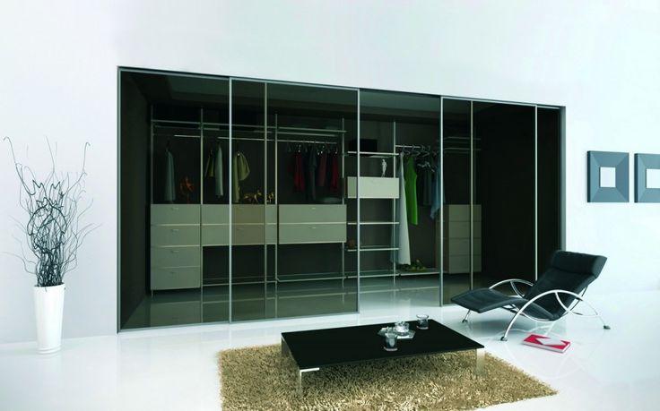 Interior modern dotat cu Usi Glisante Albatros
